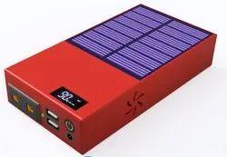 Light Weight Compact Solar Power Bank 220V AC 150 Watt, Packaging Type: Box