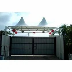 Fabric Gazebo PVC Tensile Structure