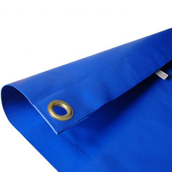 Blue Tarpaulins