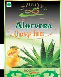 Aloevera with Orange Flavor