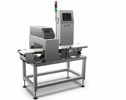 Combi Check (Checkweigher & Metal Detector)