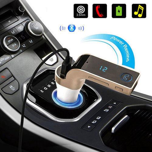 United High Quality Wireless Mini Fm Transmitter Car Mp3 Player Display Music Audio For Mobile Phones Tablet Pc Mp3 Player Receiver Superior Materials Automobiles & Motorcycles Fm Transmitters