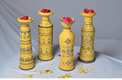 Yellow Decoration Item