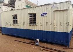 Site Manager Container Office