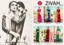 RSF Zivah Braso Plazzo Style Salwar Kameez