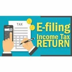 E Filing Income Tax Return Services