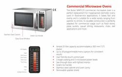 Butler Commercial Microwave Oven