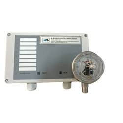 Low Pressure Gas Alarm System