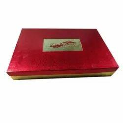 Cardboard Saree Packing Box