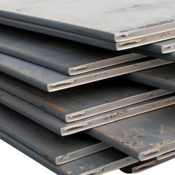 Rectangular MS Plates, Material Grade: Aisi 4140, Size: 6 X 3.5 Ft