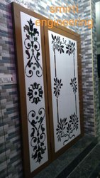 Powder Coated Front Door