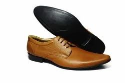 Male Formal, Casual Leather Formal Shoes, Size: 6-11