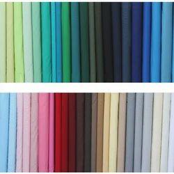 Plain Cotton Fabric, Use: Bedsheet