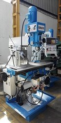 Zx6350za - Drilling & Milling Machine