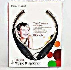 Black & White Wireless Hbs 730 Bluetooth Headset