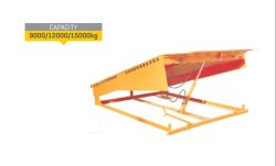 Dock Levelers  - Loading & Lifting  - Maini Material Movement