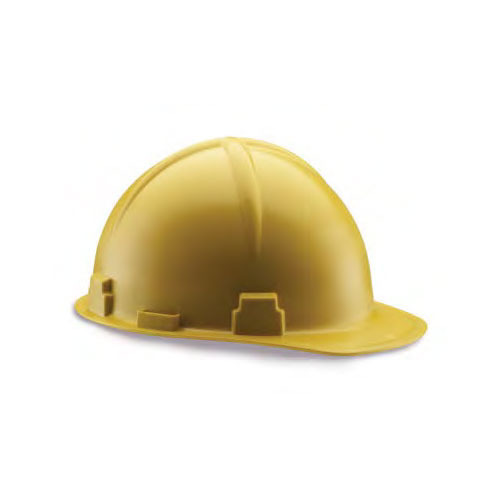 HDPE Thermo Guard 9000 Series Safety Helmets, for Construction