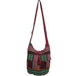 Jacquared Colored Sling Bags a780e694ae182