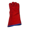 Red Asbestos Safety Gloves