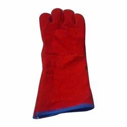 Red Asbestos Safety Gloves