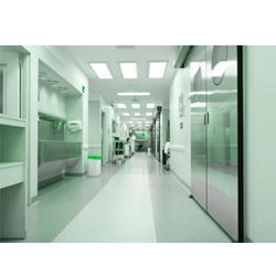 BSL lll Clean Room