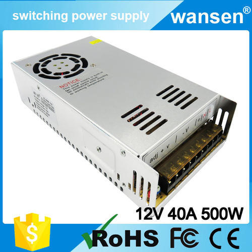 12V-40A-DC-SMPS Power Supply For Printer/ LED Strip at Rs 2200 /unit ...