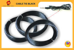 Twisting Type Cable Tie Round