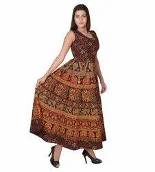 Ladies Jaipuri Frock