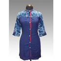 Ladies Blue Kurti