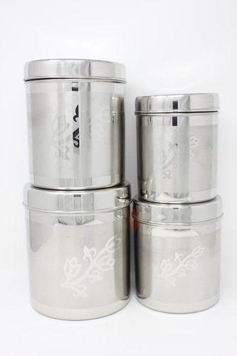 Premium Silver Storage Container