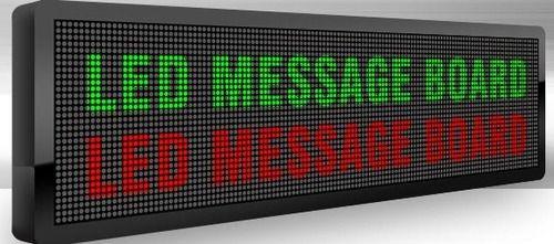Lets run message board