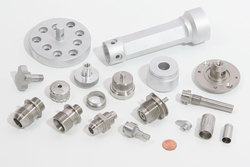 Aluminium CNC Turned Components