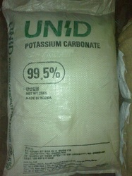 Potassium Carbonate Granules, Grade Standard: Technical Grade, for Industrial