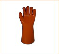 Chemical Resistant Rubber Gloves
