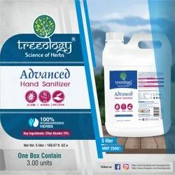 Treeology Disinfectant Sanitizer Jerry Can