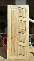 Sangwan Wooden Door
