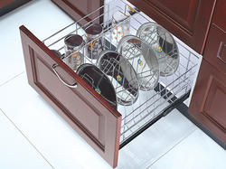 Modular Kitchen Basket Manufacturers Suppliers Amp Exporters