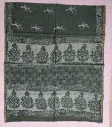Bagru Printed Cotton Saree