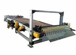 Corrugated Cardboard Stracker