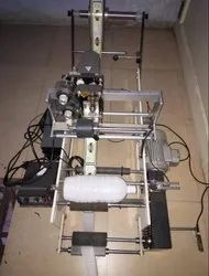 MANNUAL   BOTTLE LABELING MACHINE
