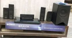 Sony Woofer With Speakers