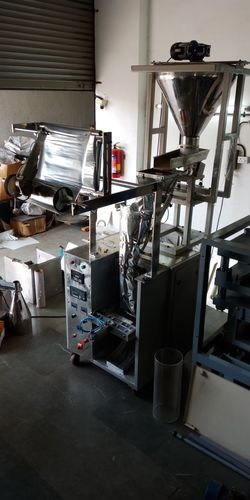 Fully Automatic Form Fill Seal Machine Manual Operated