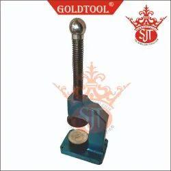 Gold Tool Heavy Bangle Flatter Machine