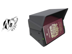 Passport Reader OCR640e - Full Page