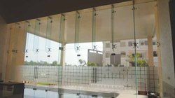 Toughened Glass Elevation