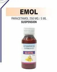 Paracetamol 250 Mg 5ml Oral Suspension