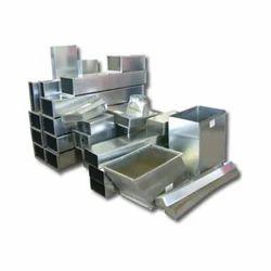 Steel Industrial Duct Work Fabrication