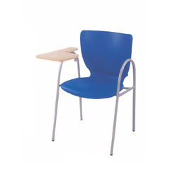 SPS-487 Blue Student Chair