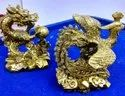 Kesar Zems FENGSUI Antique Dragon with Eagle Pair