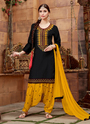 Casual Wear Patiala Suit